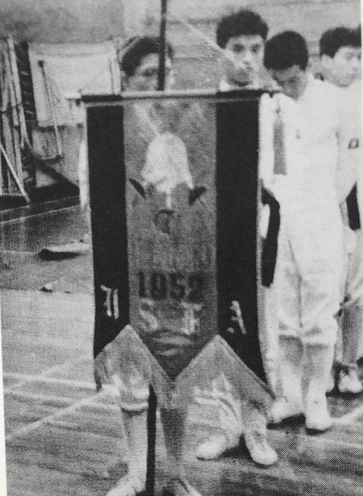1957リーグ戦二連覇