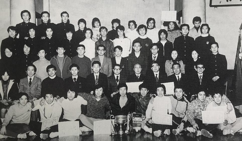 1976年の早慶戦は前年に続いて連覇する