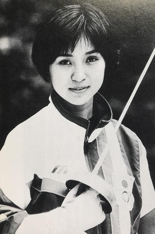 1996アトランタ五輪出場の田中 (2)